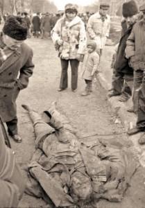 Cadavrul colonelului Trosca