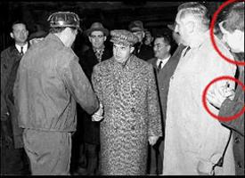 Mircea Dinescu Ceausescu - vizita de lucru