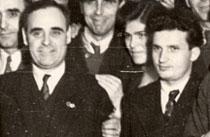Gheorghiu-Dej si Ceausescu