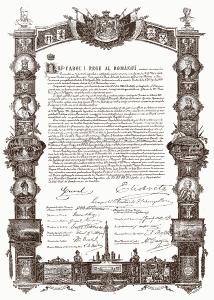 Actul proclamarii Regatului