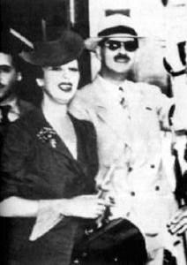 Carol si Elena Lupescu