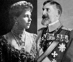 Regina Maria si Regele Ferdinand I