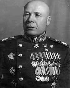 Semyon Konstantinovich Timoshenko