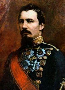Principele Alexandru Ioan Cuza