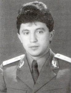 Locotenent-Colonel (r) Mircea Buie
