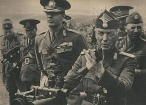 Ion Antonescu si Mihai I