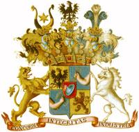 Blazonul familiei Rotschild