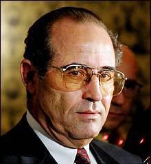 Shabtai Shavit, fostul Director al Mossad-ului