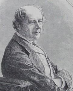 Friedrich Ferdinand von Beust - ministru de externe Austro-Ungar