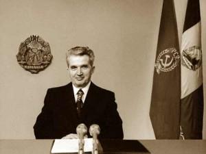 Nicolae Ceausescu anunta in primavara lui 1989 incheierea platii datoriei externe