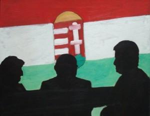 Maghiari conspirand de Eugene Al-Pann