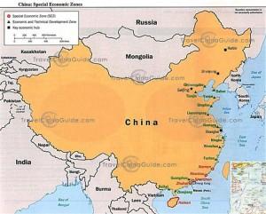 Harta Chinei