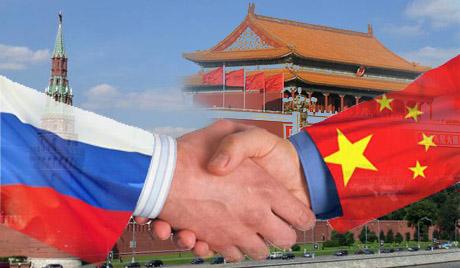China si Rusia