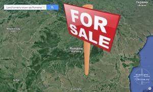 Romania de vanzare